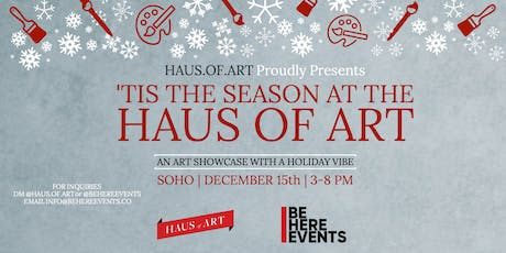 'Tis the Season at the Haus of Art tickets