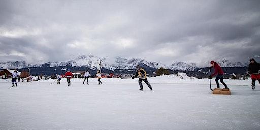 Stanley Skating Club's 3rd Annual Draw Pond Hockey Tournament