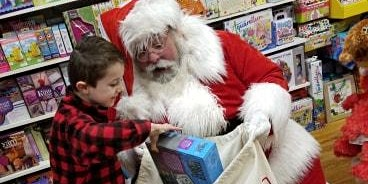 Santa's Magical Moments at Einstein's Attic