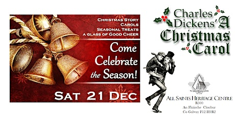 Dickens'  A Christmas Carol - An Evening of Story and Song tickets