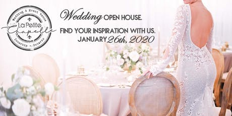La Petite Chapelle - Wedding Open House tickets