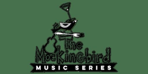 The Mockingbird Music Series Oxford #4 -Featuring Ira Dean
