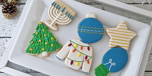 Sip & Ice: Let's Get Lit Cookie Decorating @ Redemption Rock Brewing Co
