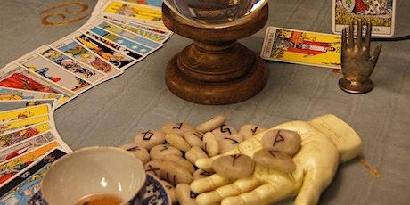 Tecniche di divinazione biglietti