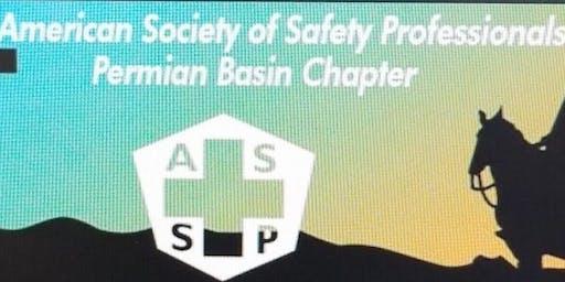 November Permian Basin ASSP meeting