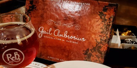 Chocolate and Beer Pairing with Gail Ambrosius! tickets