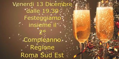 Aperitivo Aspettando il Natale BNI Region Roma Sud Est biglietti