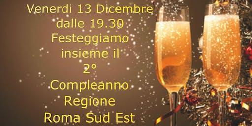 Aperitivo Aspettando il Natale BNI Region Roma Sud Est