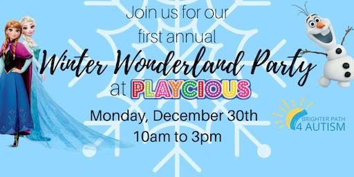 Winter Wonderland Party at Playcious Vaughan