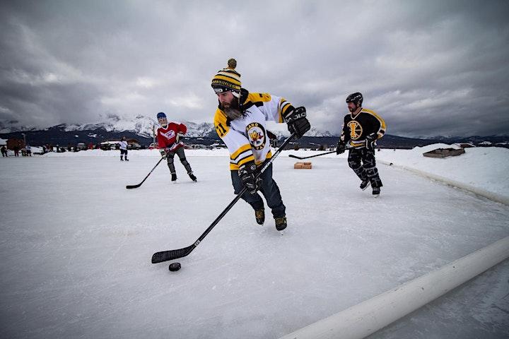 Stanley Skating Club's 3rd Annual Draw Pond Hockey Tournament image