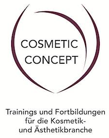 Sylvia Rudolf | COSMETIC CONCEPT Training logo