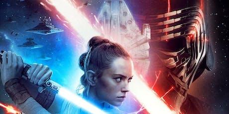 Bioklub - Star Wars tickets