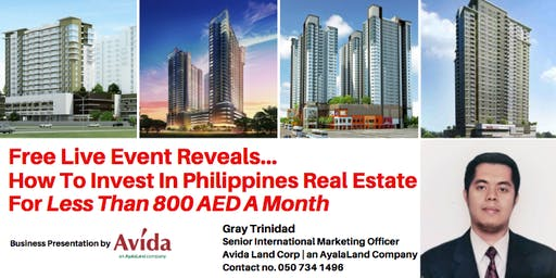 Free Live Event - How To Invest In Philippines Real Estate