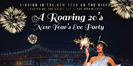 Ringing In The New Year On The River tickets