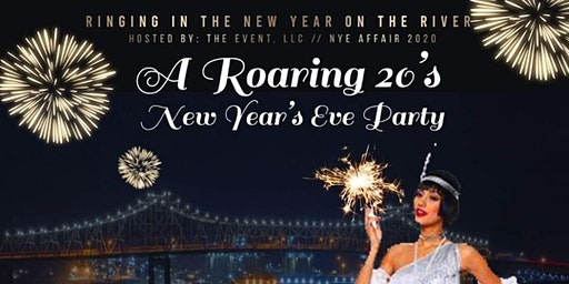 Ringing In The New Year On The River