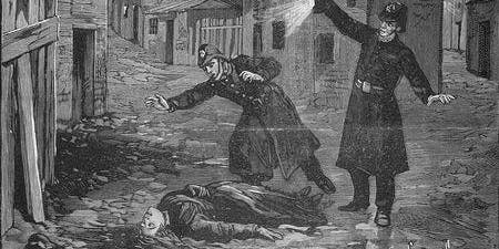Jack the Ripper: (with the tour guide-author that cracked the mystery)