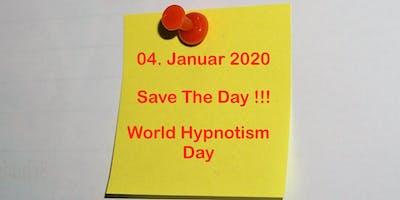 Hypnose Info-Veranstaltung am World Hypnotism Day 2020