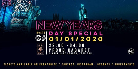 New Years Day ( GVO X SUUKZ) tickets