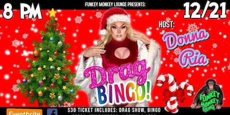 Drag Queen Bingo: Christmas Spectacular tickets