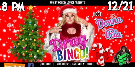Drag Queen Bingo: Christmas Spectacular