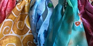 Silk Painting Workshop - Serti Technique