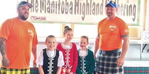 54th Manitoba Highland Gathering