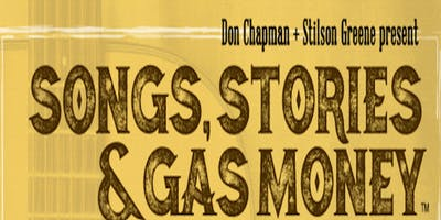 2020 Songs, Stories & Gas Money Concert Show -- Larry Burnett & Don Chapman