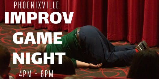 Phoenixville: 18+ Improv Game Night