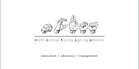 Deaf Awareness Week/ Silent Gala tickets