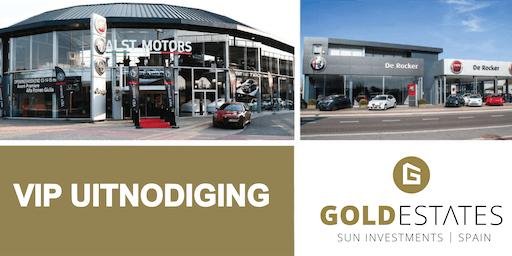 Gold Estates meets De Rocker, Wetteren