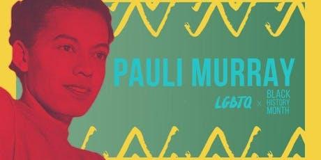 The Pauli Murray LGBTQ+ Bar Association Kickoff/Launch Social tickets