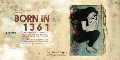 Born in 1361, A Play by Asiyeh Ziaei tickets
