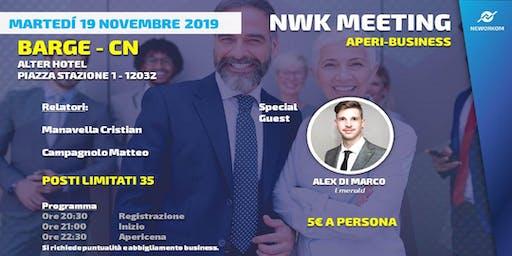 PRESENTAZIONE APERIBUSINESS MEETING - NWK COMMUNITY 19/11 - CN