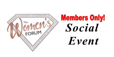 TWF - December Social - 2019 Holiday Party tickets