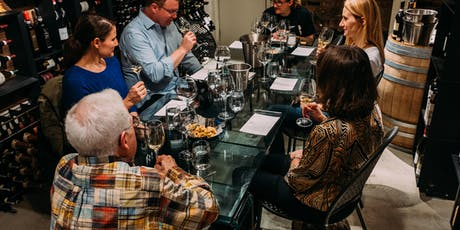 Weekend WineDown: Weekly Guided Tasting tickets