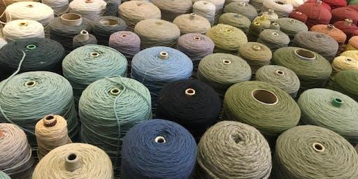 Fiber Sale   Yarn, leather, vinyl, handwoven items & more!