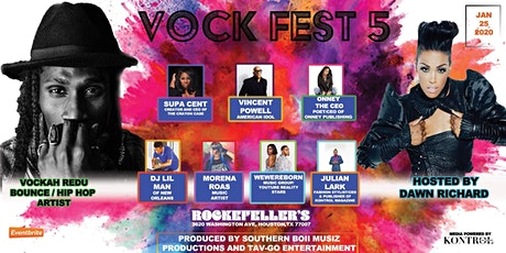 Vockfest 5 tickets