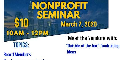 Nonprofit Seminar Durham, NC