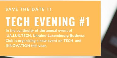Tech Evening #1 tickets