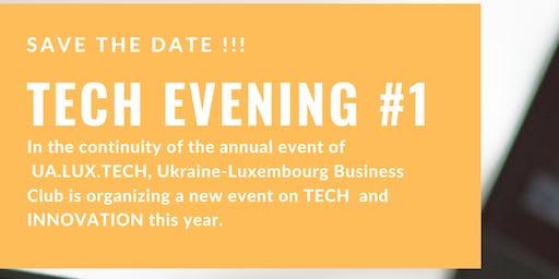 Tech Evening #1