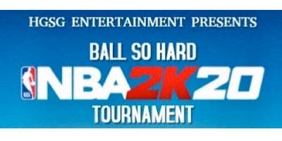 Ball So Hard: E-Sports Basketball Tournament