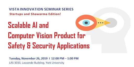 Scalable AI and Computer Vision Product for Safety & Security Applications