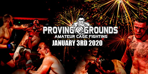 Proving Grounds MMA Fights