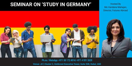 Seminar on Study in Germany
