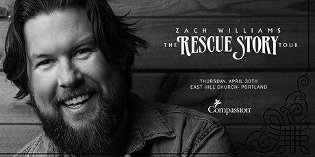 Zach Williams - Rescue Story | The Tour tickets