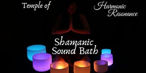 Shamanic Sound Bath