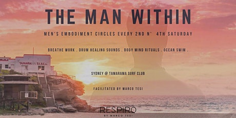 The Man Within - Men's Embodiment Circle tickets