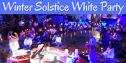 Winter Solstice White Party YEG