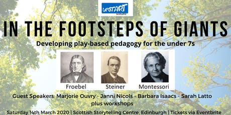 In the Footsteps of Giants tickets