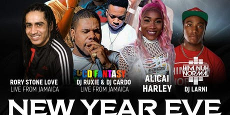 Stone love new years eve tickets